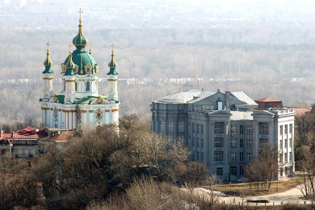 Национальный музей истории Украины