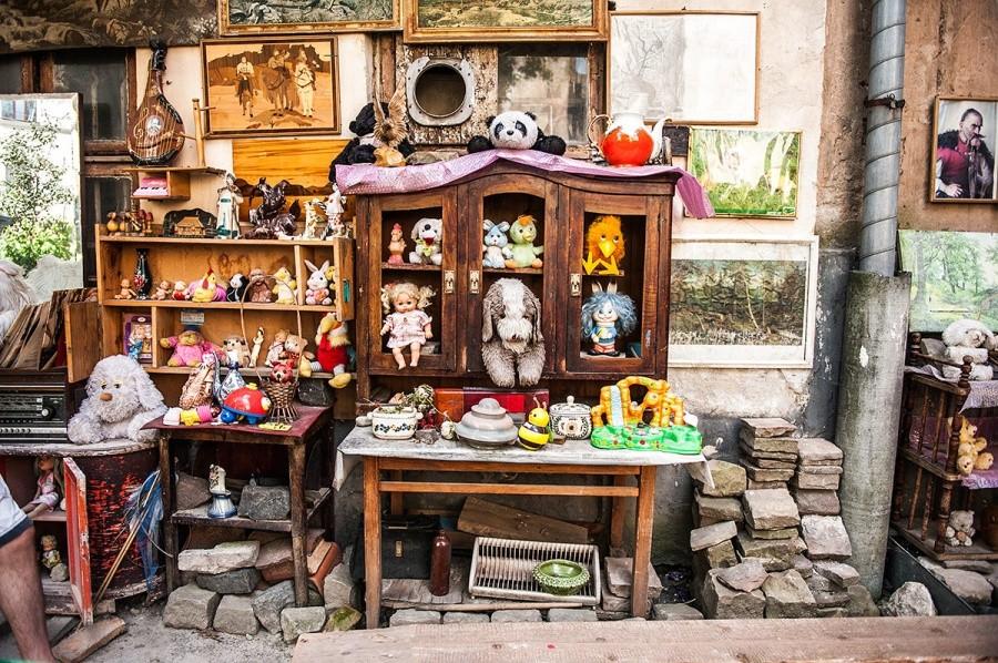 «Двор потерянных игрушек»