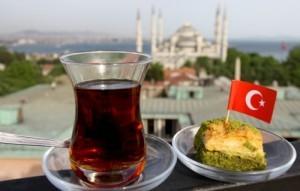 чай в стамбуле