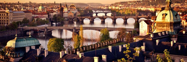 Прага на майские