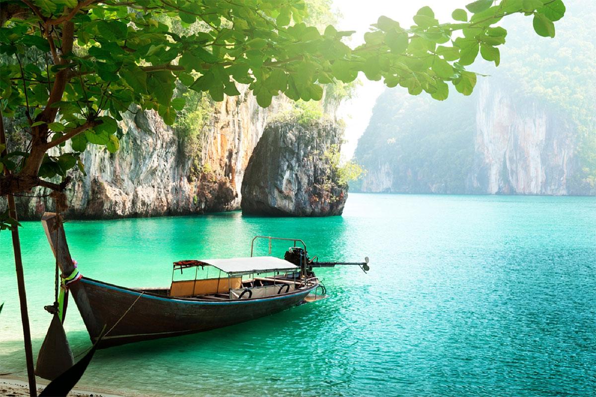 Таиланд. Великолепная природа и красота Андаманского моря