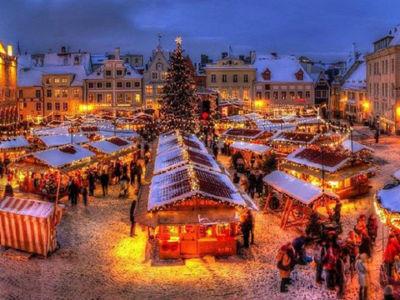 Новый год в Таллине